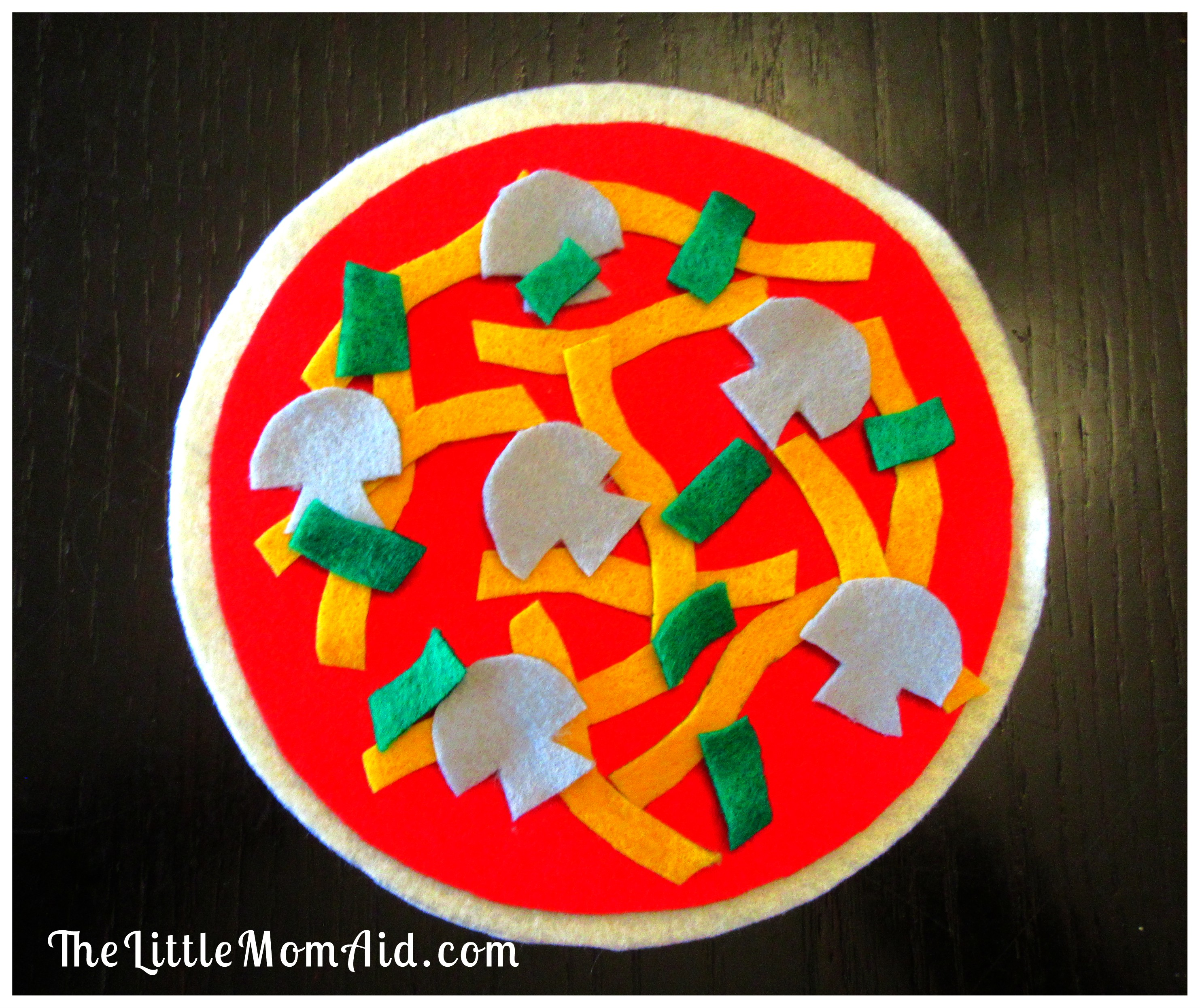 Felt Pizza Activity