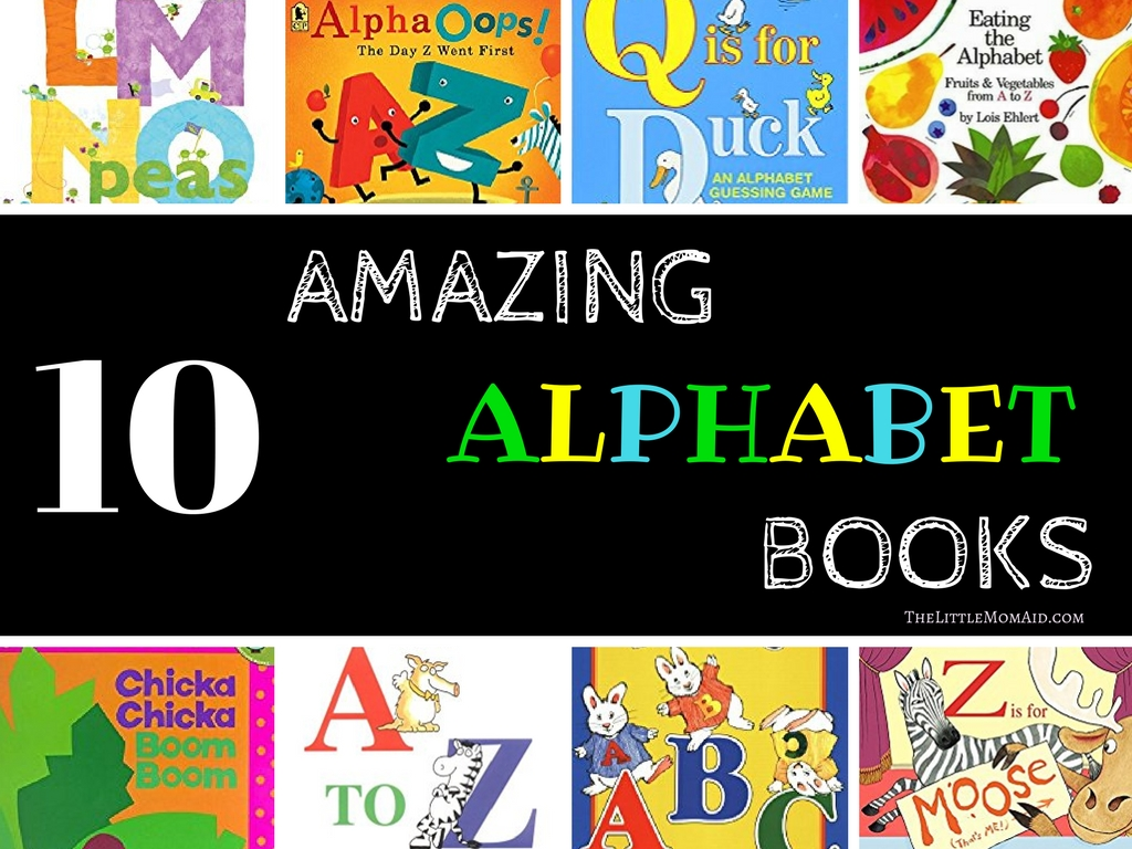 10 Alphabet Books