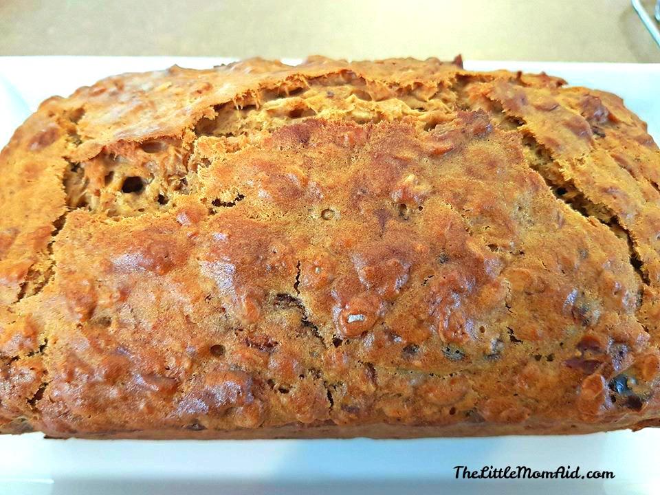 Date Bread Loaf Reecipe