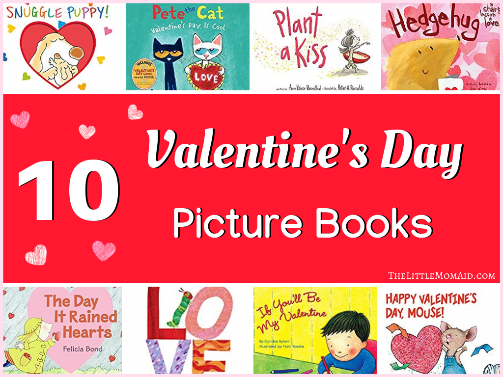 Valentine's Day Read alouds, Valentine book list, valentine's day books for toddlers, valentine's day books for preschool, valentine's day books for kindergarten, ideas for valentine's day gifts, best valentine's day books for kids,