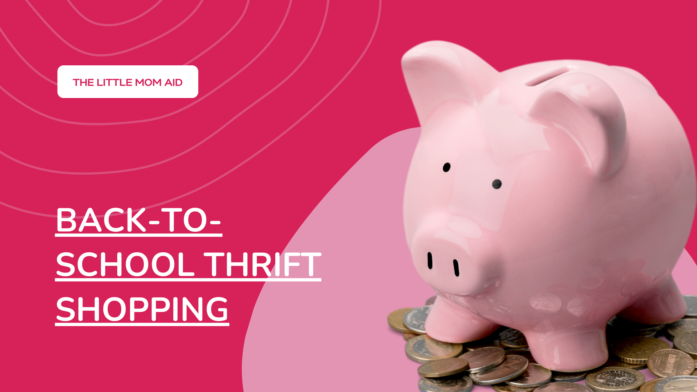 Save money this year by going to thrift stores for your back-to-school shopping